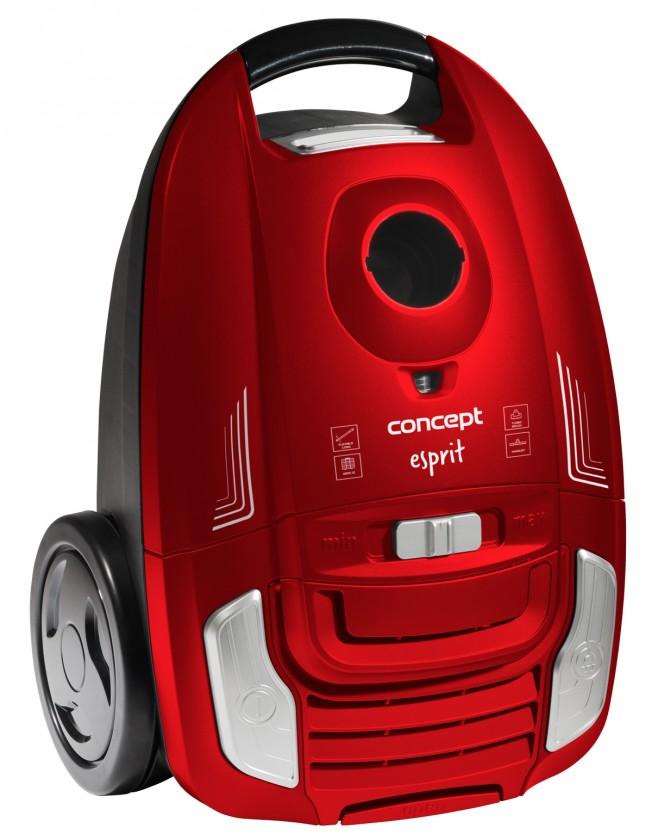 Vysavače na zvířecí chlupy Sáčkový vysavač Concept Esprit VP8222