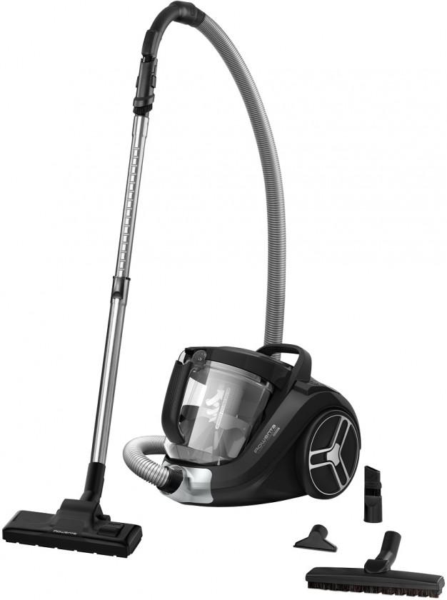 Vysavače pro alergiky Bezsáčkový vysavač Rowenta Compact Power XXL RO4855EA