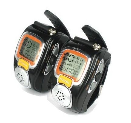 Vysílačka Easy Pix OkiDoki WalkieTalkie hodinky s vestavěnou vysílačkou