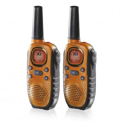 Vysílačka Topcom Twintalker 9100