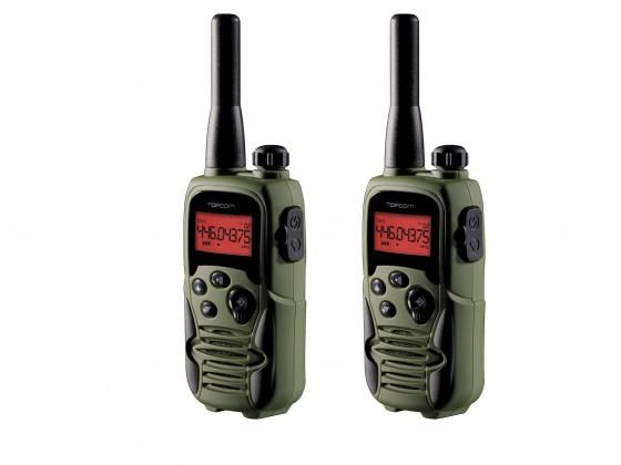 Vysílačka TOPCOM Twintalker 9500 Airsoft edition (IPX2)