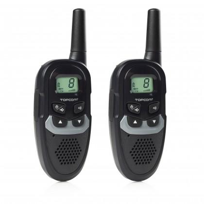 Vysílačka TOPCOM Twintalker RC-6410