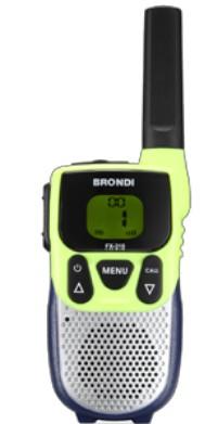 Vysílačka Vysílačka Brondi FX-318 TWIN