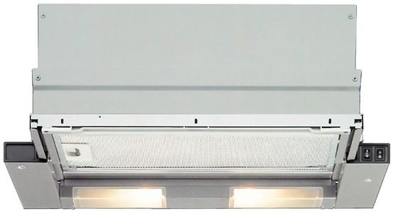 Výsuvný, výklopný odsavač par Bosch DHI635H