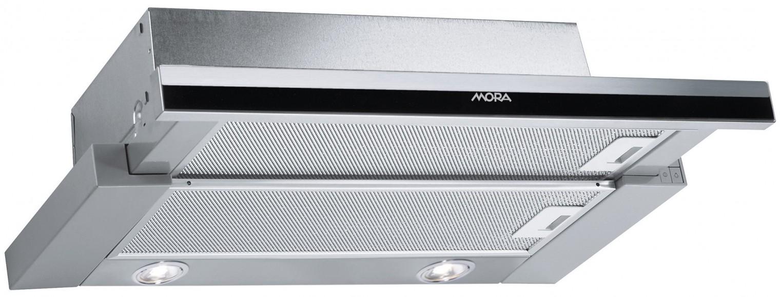 Výsuvný, výklopný odsavač par Mora OT 632 MX ROZBALENO