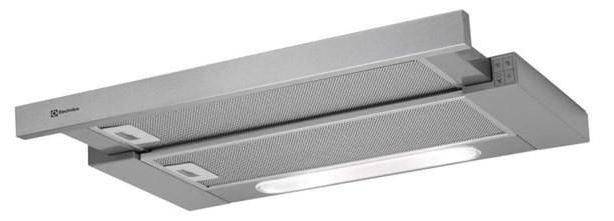 Výsuvný, výklopný odsavač par Odsavač par Electrolux EFP60460OX
