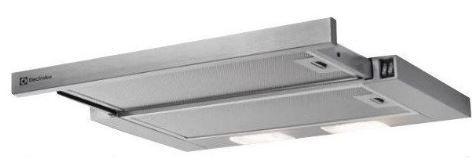 Výsuvný, výklopný odsavač par Odsavač par Electrolux LFP316S