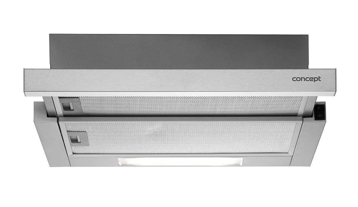 Výsuvný, výklopný odsavač par Vestavný odsavač Concept OPV3660