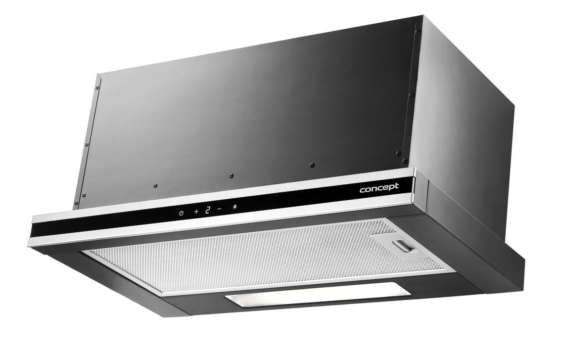 Výsuvný, výklopný odsavač par Vestavný odsavač Concept OPV3860