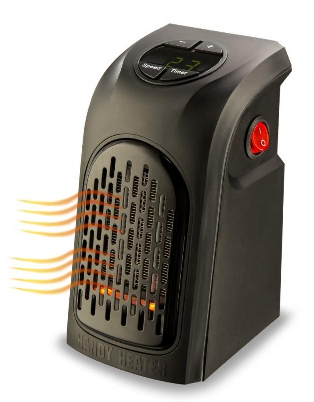 Vzduchotechnika ZLEVNĚNO Rovus Handy Heater POUŽITÉ, NEOPOTŘEBENÉ ZBOŽÍ