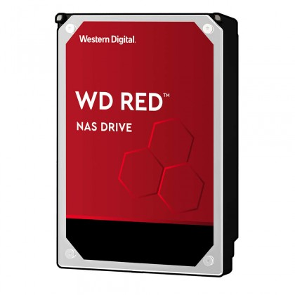 WD RED NAS EDITON WD60EFRX 6TB SATAIII/600 64MB cache