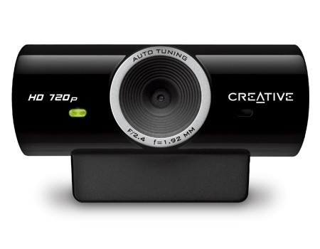 Webkamera Creative WebCam Live! Cam Sync HD