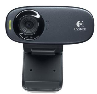 Webkamera Logitech HD Webcam C310 - 960-000637