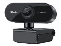 Webkamera Sandberg USB Webcam Flex 1080p HD