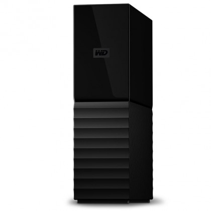 Western Digital My Book, WDBBGB0040HBK, 4 TB
