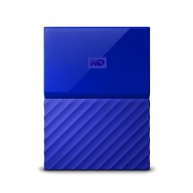 Western Digital My Passport G2 1TB, WDBBEP0010BBL-EESN