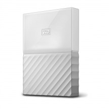 Western Digital My Passport, WDBYFT0020BWT, 2 TB, bílá