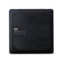 Western Digital My Passport Wireless Pro, WDBSMT0030BBK, 3 TB