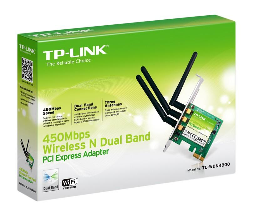 Wi-Fi adaptér TP-Link TL-WDN4800