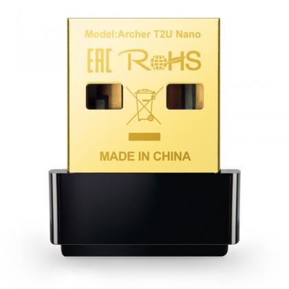 Wi-Fi adaptér WiFi USB adaptér TP-Link Archer T2U, AC600