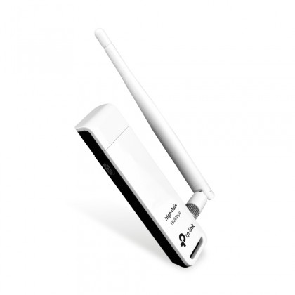 Wi-Fi adaptér WiFi USB adaptér TP-Link TL-WN722N, N150