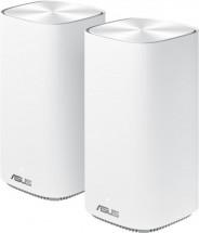 WiFi Mesh ASUS ZenWiFi CD6, AC1500, 2-pack