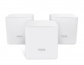 WiFi mesh Tenda Nova MW5s, 3-pack