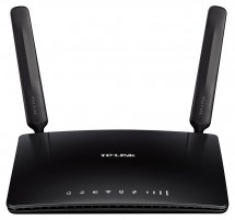 WiFi modem TP-Link TL-MR6400, 4G LTE , N300