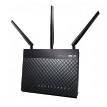 WiFi router ASUS DSL-AC68U, VDSL, AC1900