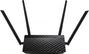 WiFi router Asus RT-AC51, AC750 POUŽITÉ, NEOPOTŘEBENÉ ZBOŽÍ