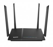WiFi router D-Link DIR-825, AC1200