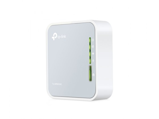 WiFi router TP-Link TL-WR902AC, AC750