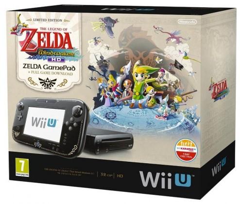 Wii U Premium + Legend of Zelda