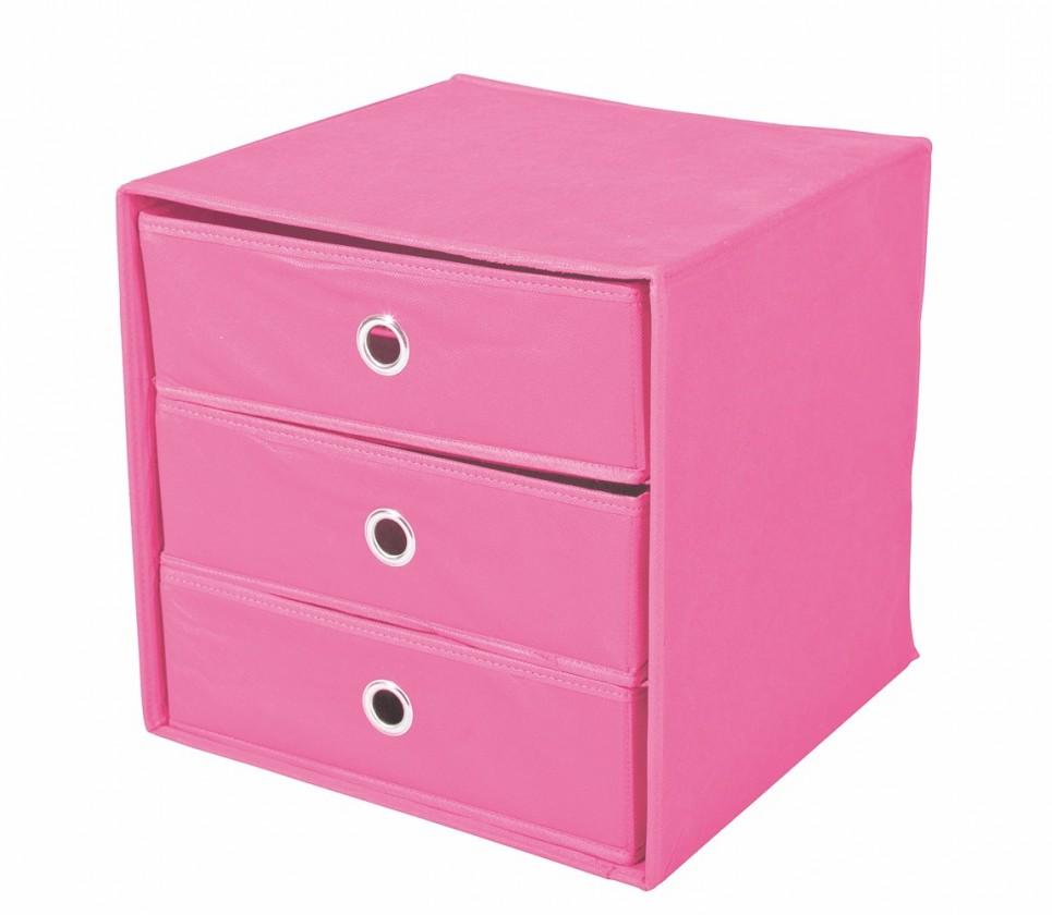 Willy - zásuvka (růžová)