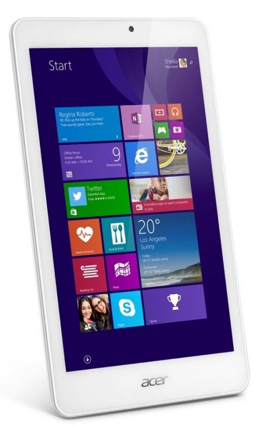 Windows tablet Acer Iconia Tab 8 W (NT.L7GEC.003)