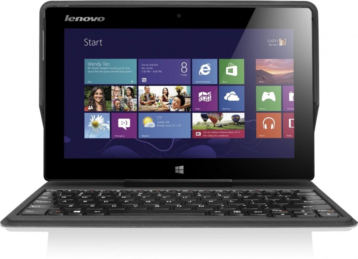 Windows tablet Lenovo IdeaPad Miix 10 (59-392780) černý