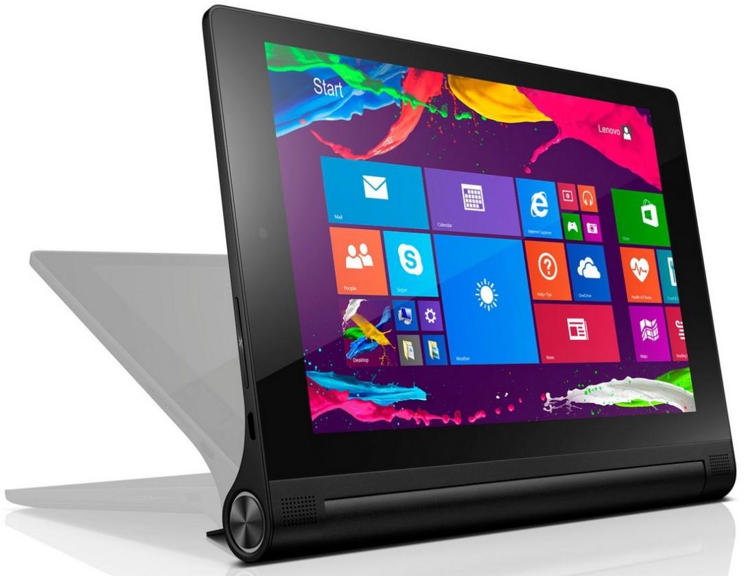 Windows tablet Lenovo Yoga Tablet 2 8 32GB ebony (59440079) ROZBALENO