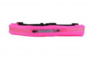 Winner group running belt, pink