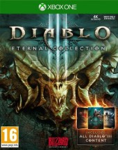 XBOX hra - Diablo III Eternal Collection