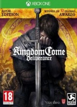XBOX hra - Kingdom Come: Deliverance Royal Edition