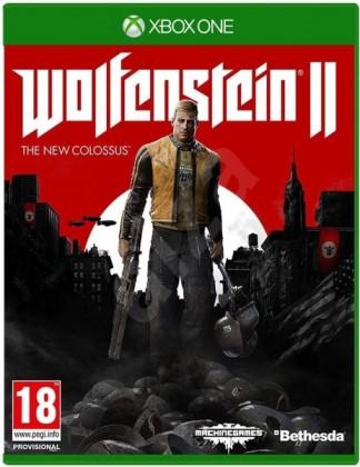 Xbox One - Wolfenstein II The New Colossus (5055856416951)