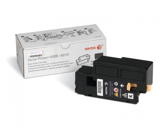 Xerox Toner pro Phaser (106R01634), černý