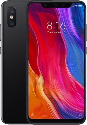 Xiaomi Mi 8 Black 6GB/128GB Global Version