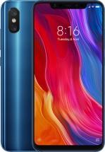 Xiaomi Mi 8 Blue 6GB/128GB Global Version + dárky