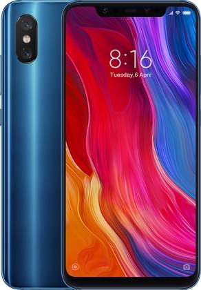 Xiaomi Mi 8 Blue 6GB/128GB Global Version
