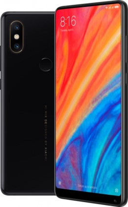 Xiaomi Mi MIX 2S, 6GB/64GB, Global, Black
