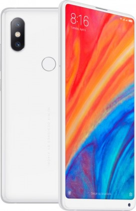 Xiaomi Mi MIX 2S, 6GB/64GB, Global, White