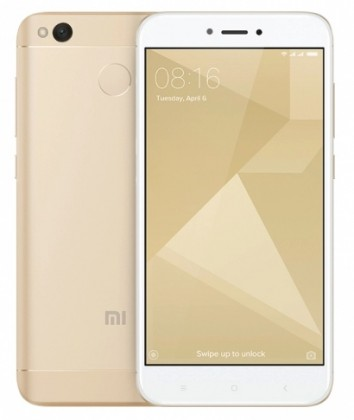 Xiaomi Redmi 4X 3GB/32GB Global, gold