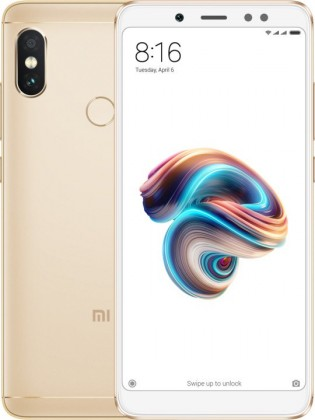 Xiaomi Redmi Note 5, 4GB/64GB, Global Version, zlatý