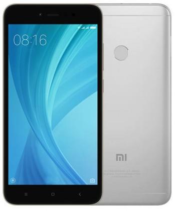 Xiaomi Redmi Note 5A Prime, CZ LTE, Dual SIM, 32 GB, šedá